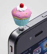 Fred Flare Yum-Yum Phoney Phone Charm