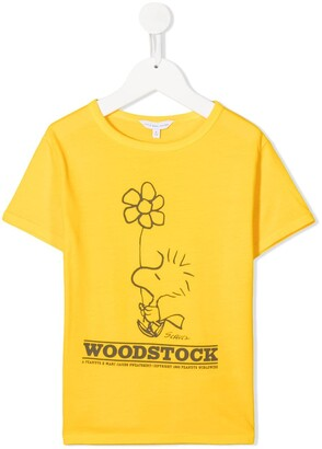 The Marc Jacobs Kids graphic slogan print T-shirt