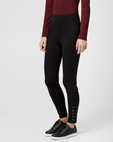 Le Château Lace-Up Ponte Legging