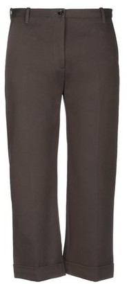 NINE:INTHE:MORNING 3/4-length trousers