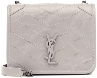 Saint Laurent Niki Mini leather shoulder bag