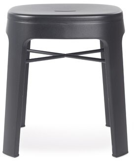 RS Barcelona Ombra Stool Low Color: BLACK