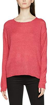 Blend She Women's Trish L pu Jumper,UK