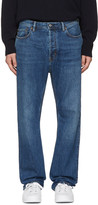 Acne Studios Blue Land Jeans
