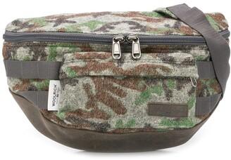 Eastpak Camouflage-Print Sling Bag