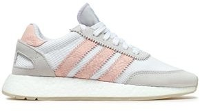 adidas I-5923 Ribbed-knit Sneakers