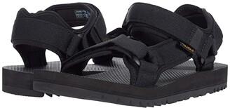 Teva Universal Trail (Black) Men's Shoes