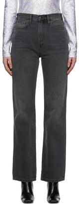 Frame Grey Le Pixie Jane Jeans