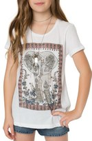O'Neill Elegantly Graphic Tee (Little Girls & Big Girls)