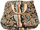 Diane von Furstenberg Blue Cotton Travel bags
