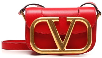 Valentino Supervee Small Crossbody Bag