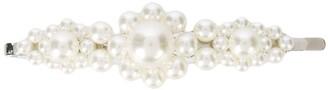 Simone Rocha pearl embellished hair clip