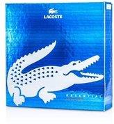 Lacoste M-GS-2303 Essential Sport by for Men - 2 Pc Gift Set 4.2oz EDT Spray, 2.4oz Deodorant Stick