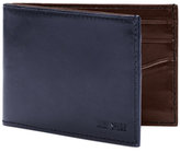 Jack Spade Mitchell Leather Bifold Wallet