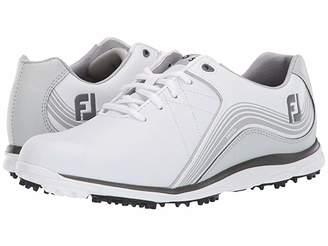 Foot Joy Footjoy FootJoy Pro SL Spikeless (White/Silver/Black) Women's Golf Shoes
