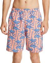 Vineyard Vines Bungalow Flamingo Print Swim Trunks - 100% Exclusive