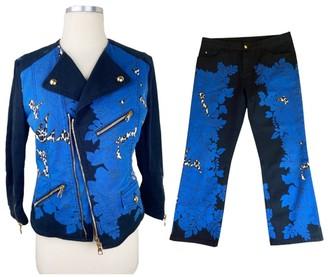 Louis Vuitton Blue Denim - Jeans Jumpsuits