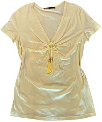 Gucci Yellow Top for Women