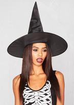 Missy Empire Esmeralda Black Witches Hat