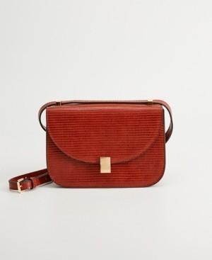 MANGO Texture Bag