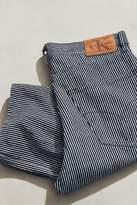 Calvin Klein Pinstripe Straight Pant