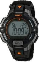 Timex Men's Ironman T5K834 Digital Nylon Quartz Watch