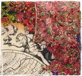 Faliero Sarti map print scarf