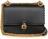Fendi Kan I small leather cross-body bag