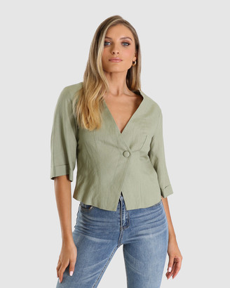 Madison The Label Vance Top