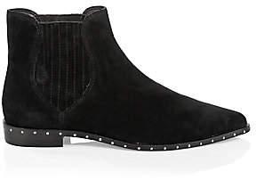 Rebecca Minkoff Women's Madysin Suede Chelsea Boots