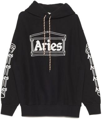 Aries Logo Hoodie