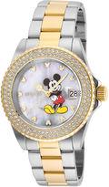 Invicta Disney Mickey Mouse Unisex Multicolor Strap Watch-24752