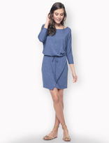 Splendid Heathered Dolman Dress