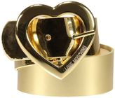 Love Moschino Belt Belt Woman Moschino Love