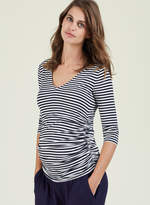Isabella Oliver Arlington V Neck Maternity Top