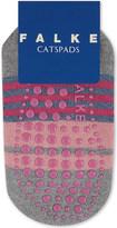 Falke Irregular stripe catspad cotton socks