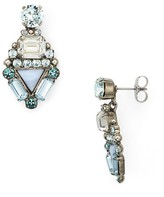 Sorrelli Swarovski Crystal Drop Earrings - 100% Exclusive