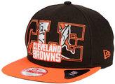 New Era Cleveland Browns Big City 9FIFTY Snapback Cap