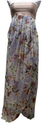 Elizabeth and James Multicolour Silk Dresses
