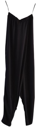Surface to Air Black Jumpsuit for Women
