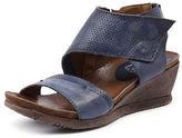 Miz Mooz New Seline Navy Womens Shoes Casual Sandals Heeled