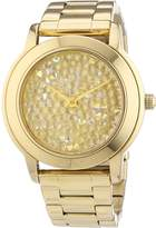 DKNY Women's NY8437 Stainless-Steel Analog Quartz Watch with Dial