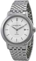 Raymond Weil Maestro Automatic Silver Dial Men's Watch