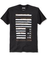 Sean John Men's Marble Bars Graphic-Print T-Shirt