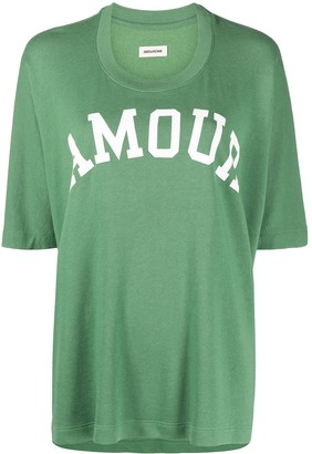 Zadig & Voltaire Portland Amour T-shirt