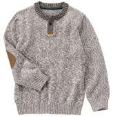 Crazy 8 Henley Sweater
