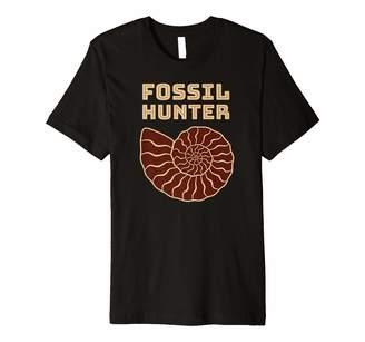 Fossil Hunting Paleontology Shirts Hunter Paleontology Shirt