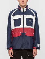 White Mountaineering x adidas Originals WM Field Windbreaker