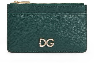 Dolce & Gabbana Zipped Card Holder