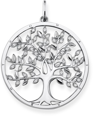 Thomas Sabo Women-Pendant Tree of Love Glam & Soul 925 Sterling silver PE759-051-15